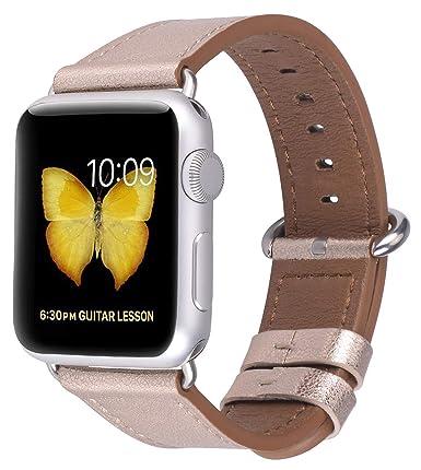 Amazon.com: JSGJMY - Correa de repuesto para reloj de ...