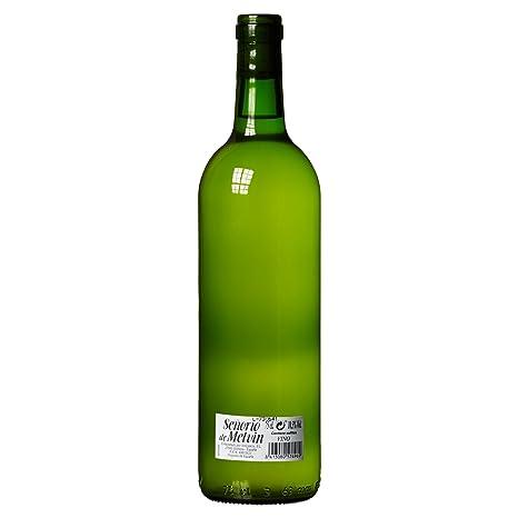 Vino blanco turbio