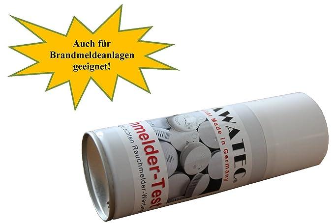 Detector de humo Spray/Test Spray de prueba, producto de marca original