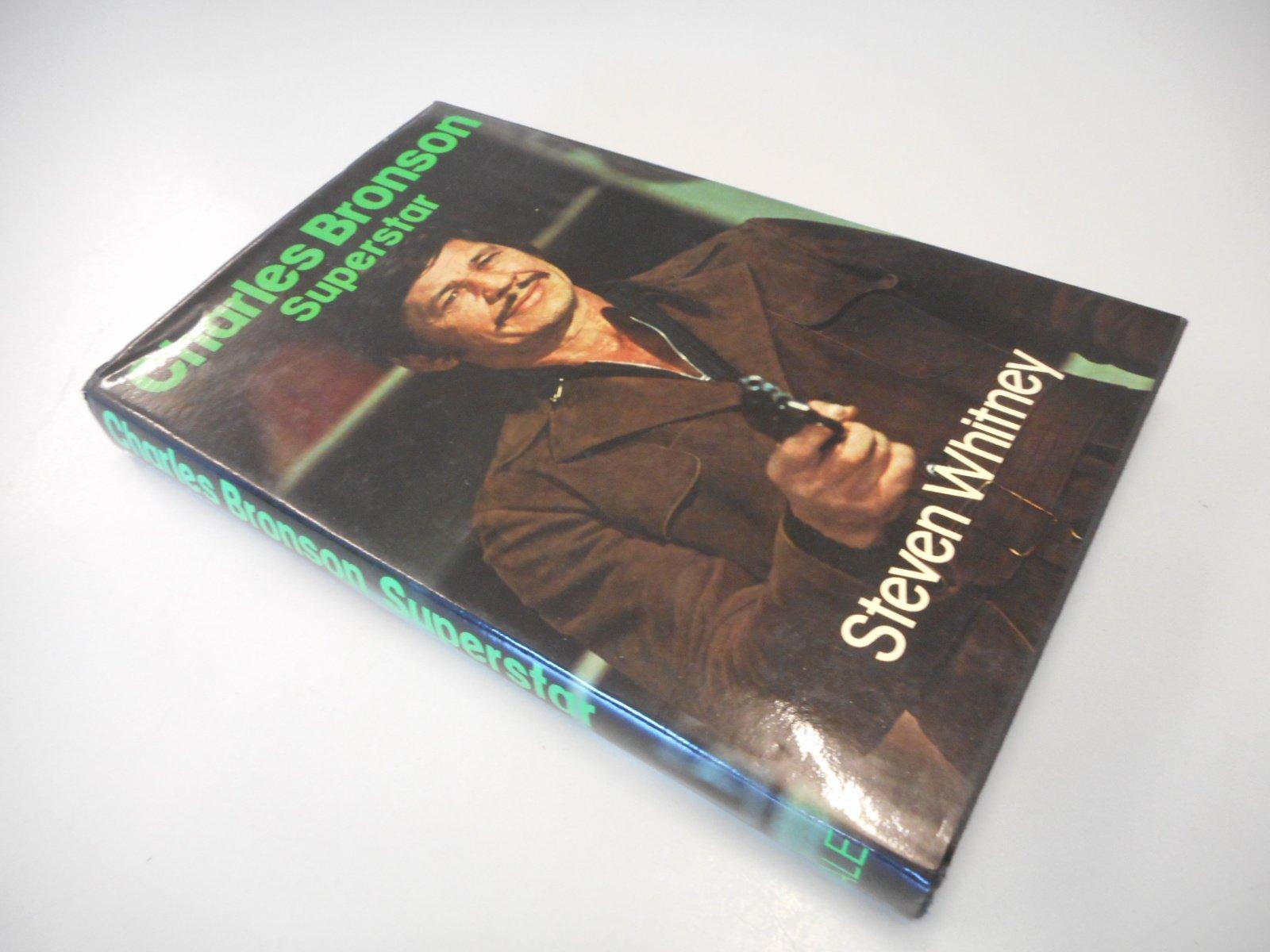 Charles Bronson, Superstar: Whitney, Steven.: 9780709171348 ...