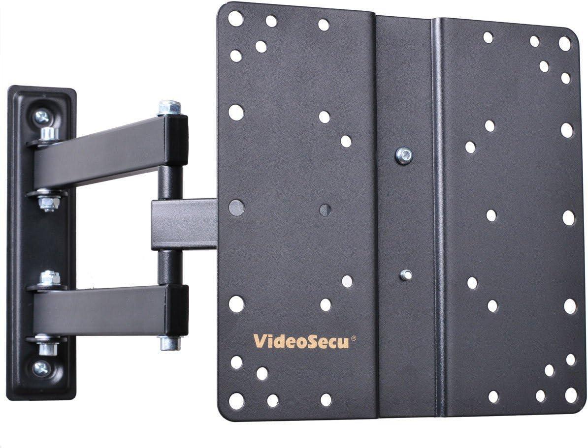 VideoSecu Movimiento Completo Soporte de Pared para televisor para ...