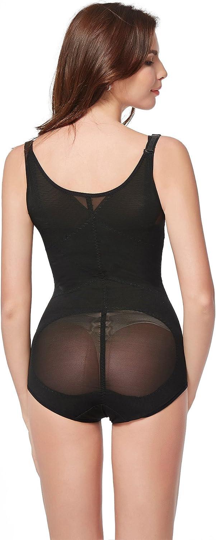 Miederbody mit Bauch-Weg-Effekt Lavie shape Shapewear Damen Body stark figurformend