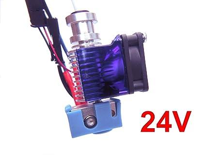 Kit completo de extrusora Hot End, impresora 3D J-head 1.75mm ...