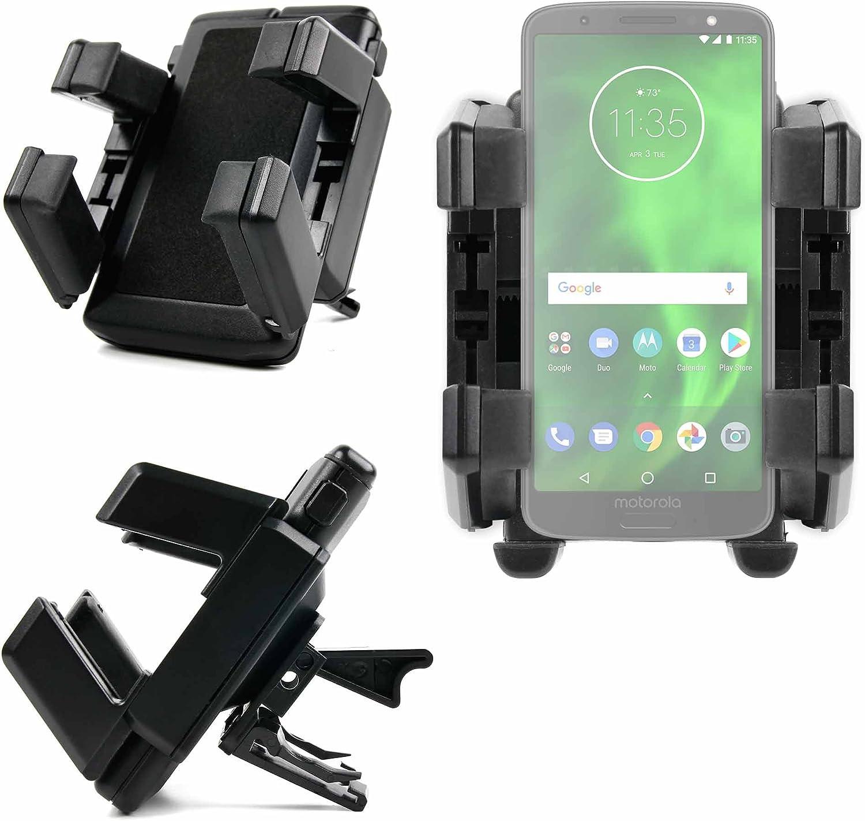 DURAGADGET Soporte para Coche para Smartphone Motorola Moto G6 ...