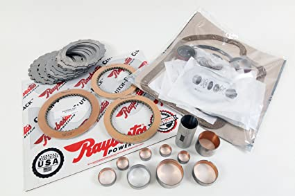 TH400 Turbo 400 Transmission Master Rebuild Kit - 1965-1990