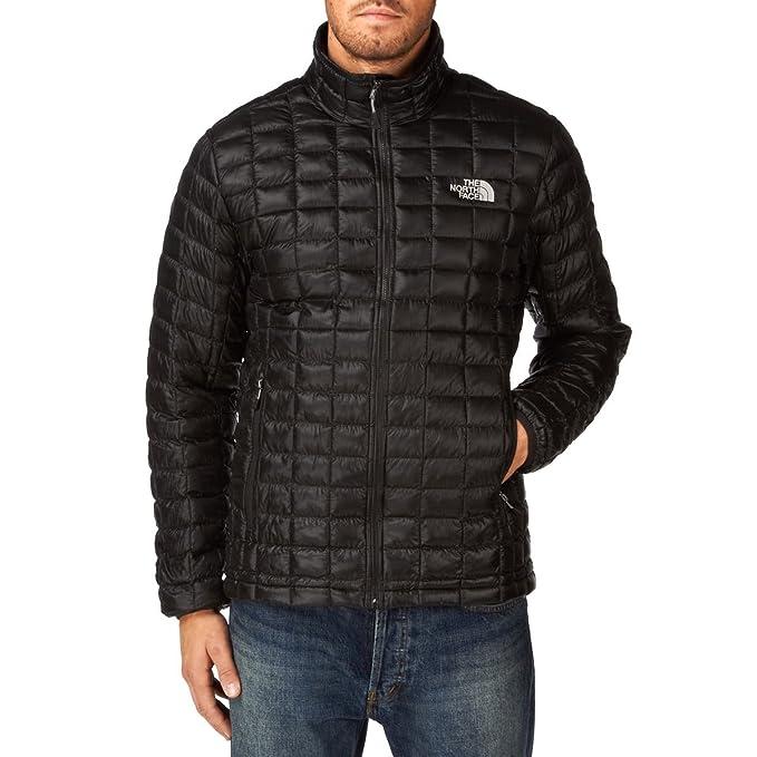 gładki nowe style Pierwsze spojrzenie THE NORTH FACE Men's Thermoball Full Zip Jacket: THE NORTH ...