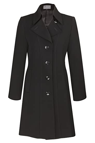 enjoy lowest price lovely design search for genuine Busy Clothing Women Trench Coat Mac Black