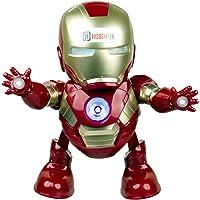 Dance Hero Kırılmaz Oyuncak Robot Iron Man Demir Adam