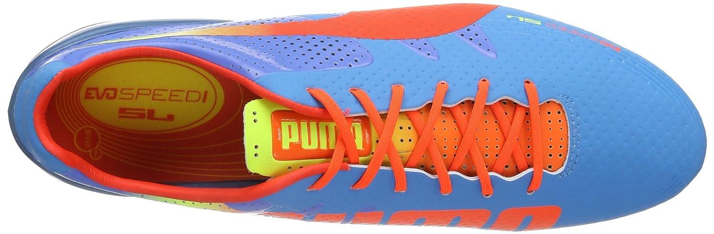 Puma Puma Puma evoSPEED 1.2 SL FG 102999 Herren Fußballschuhe c94649