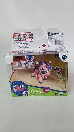 littlest pet shop 2535 CEBRA: Amazon.es: Juguetes y juegos