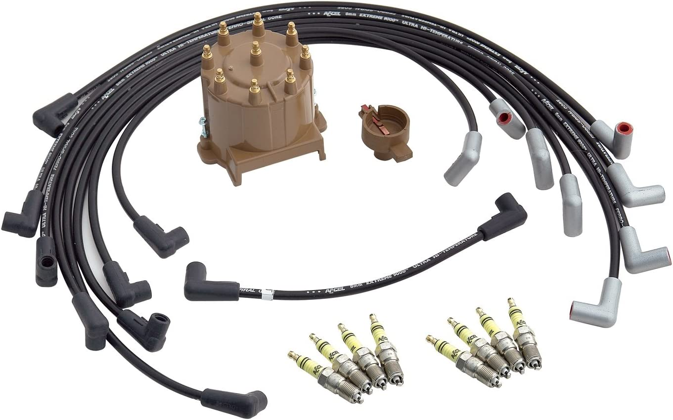 Ignition tune up Kit for Chevy GMC 4.3 v6 88 89 90 91 92 93 94 95