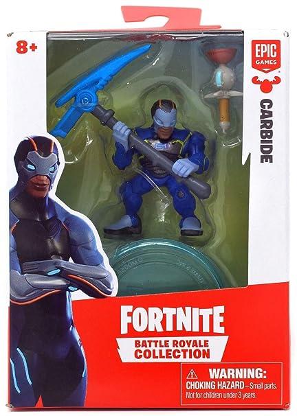 Amazon Com Fortnite Battle Royale Collection Single Pack Carbide