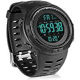 Men's Digital Sport Watch , Led Military 50M...