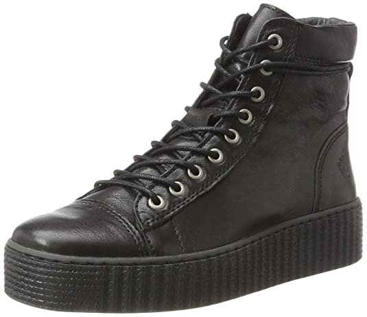 Womens Rosa Hi-Top Trainers Apple of Eden Clearance Clearance Store KBaaW