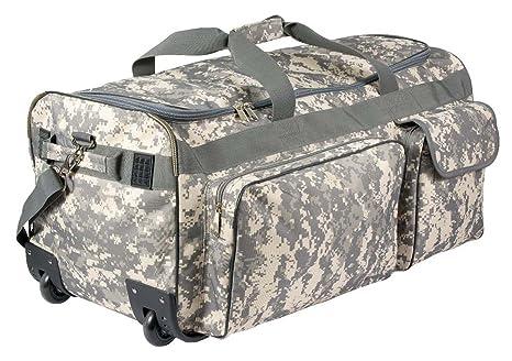 Amazon.com  Rothco Camo 30   Military Expedition Wheeled Bag 29e016d602