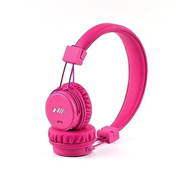 Bluetooth auriculares de auriculares con micrófono, auriculares, Inalámbrico de Control de Aplicación gratuita para