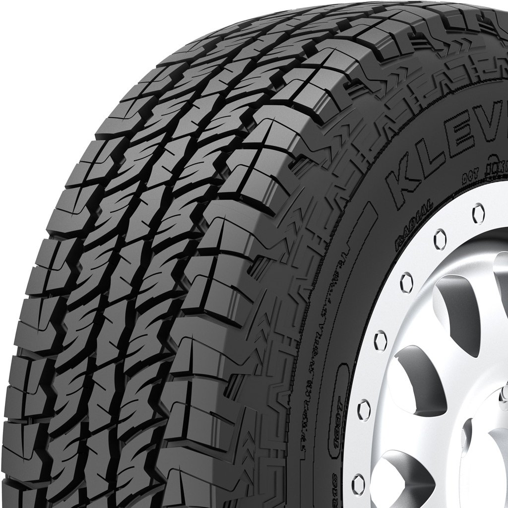 LT265/75R16 Kenda Klever A/T KR28 All Terrain 10 Ply E Load Tire 2657516