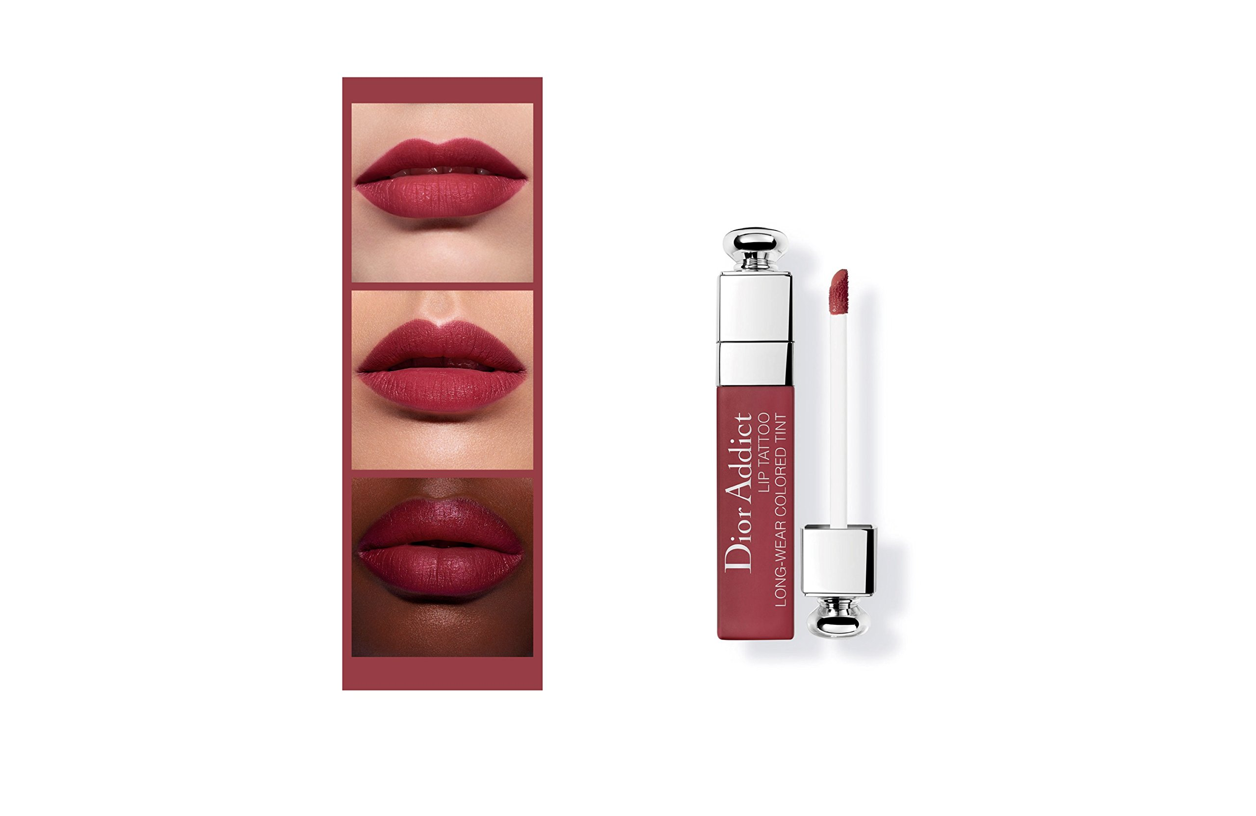 DIOR ADDICT LIP TATTOO # 771 NATURAL BERRY TINT by Dior