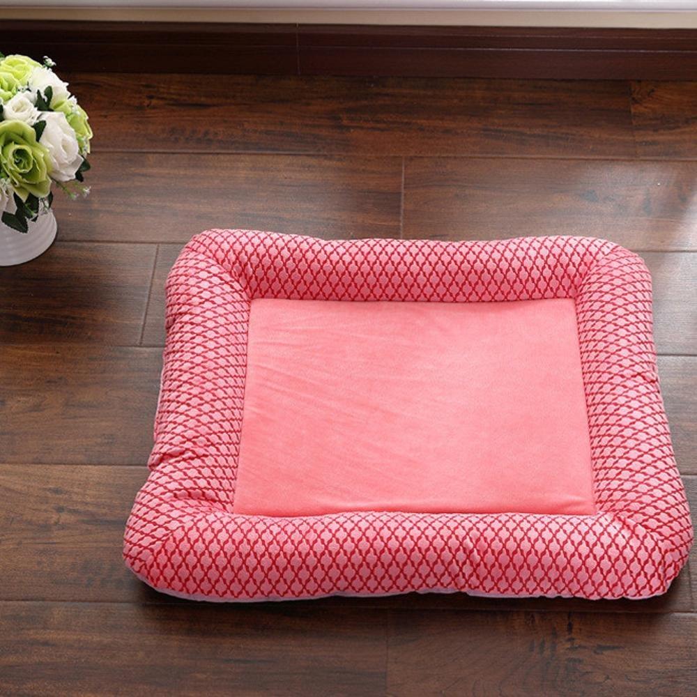 E 5545cm E 5545cm Aoligei Dog Mat car Pet mat Dog cage Upholstery Cat Blanket Perfect for Sunbathing mat, Nap&Sleeping Bed