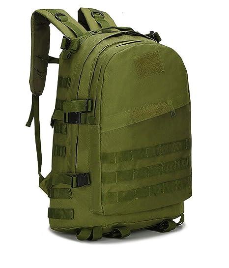40L Deporte Mochila Militar Al Aire Libre Tactical Mochila Molle Mochila Camping Senderismo Trekking Caza Bug