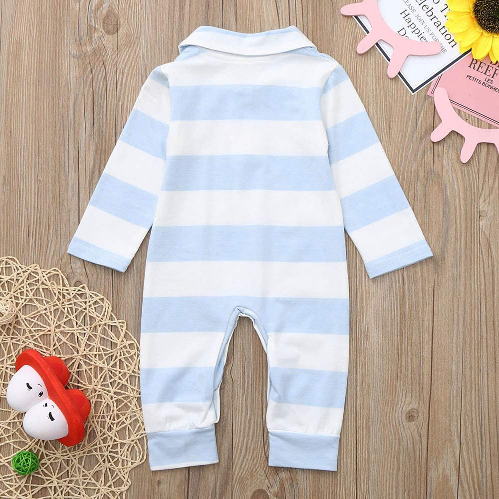 JooNeng Newborn Baby Pure Cotton Solid Romper Jumpsuit with Cap Boy Girl Pajamas Overalls