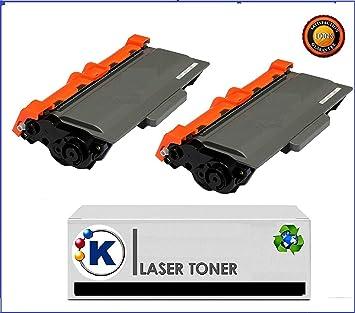 Pack Ahorro 2X Toner Brother TN3380 compatible para ...