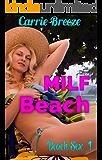 MILF Beach (Beach Sex Book 1)