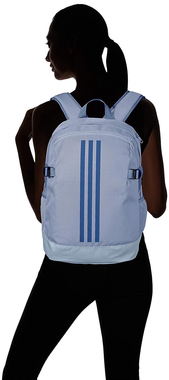 Power IV Kids Three Stripe NavyPink Backpack