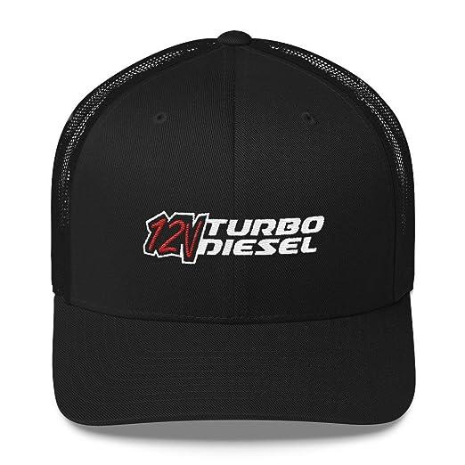 12 Valve Turbo Diesel Dodge Ram Trucker Hat
