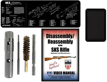 Amazon agi dvd course sks rifle ultimate arms gear gunsmith agi dvd course sks rifle ultimate arms gear gunsmith cleaning gun mat sks 762 publicscrutiny Choice Image