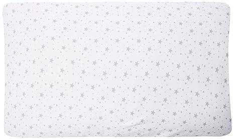 bébé-jou Clouds & Stars - Funda para cambiador, 100% algodón, 72 x 44 x 9 cm, multicolor: Amazon.es: Bebé