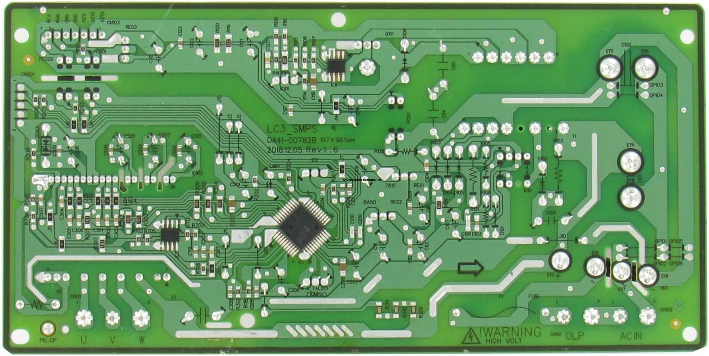 CoreCentric Refrigerator Power Control Board replacement for ...