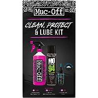 Muc-Off Kit de Lavado, protección y lubricación