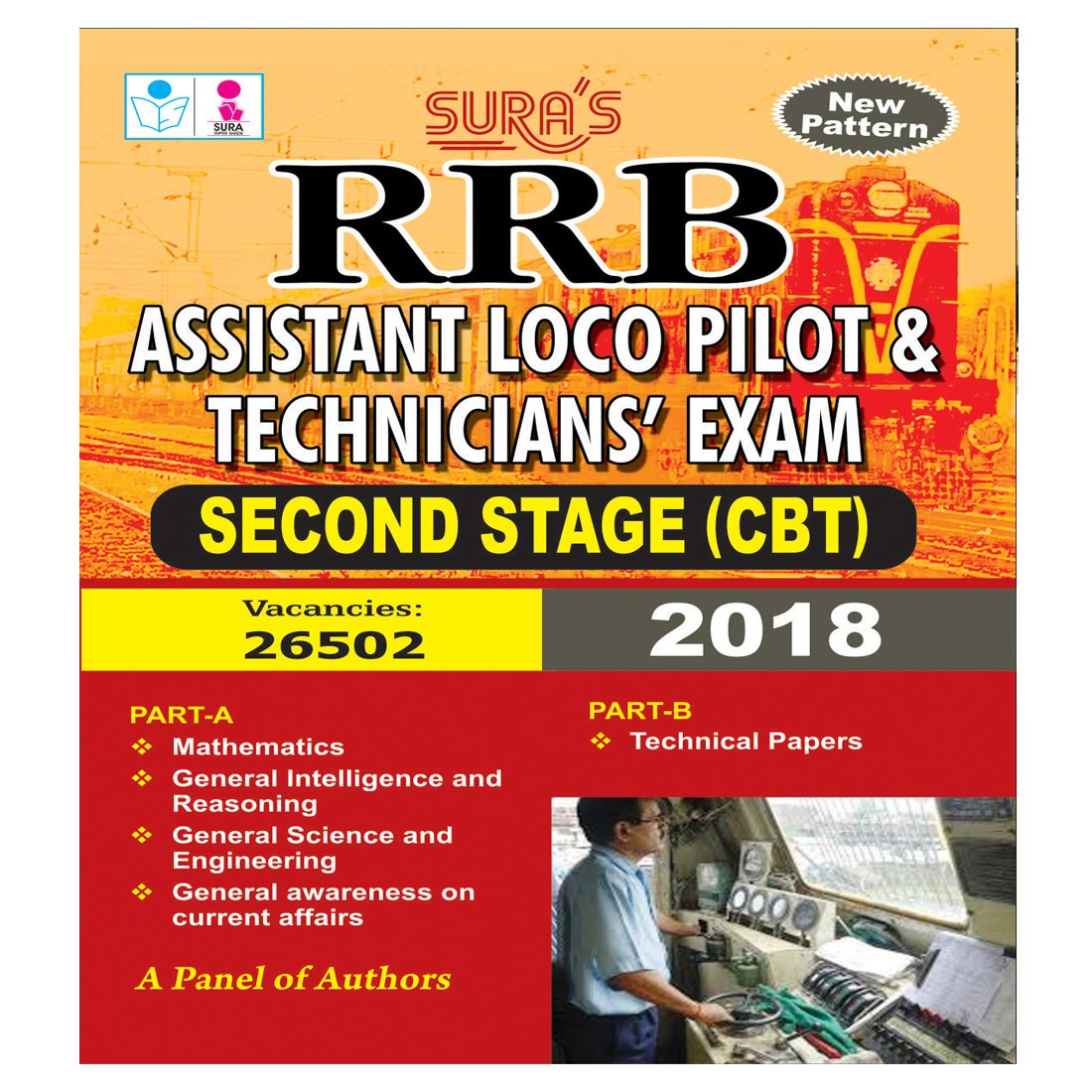 Buy RRB Assistant Loco Pilot and Technicians ( Second Stage
