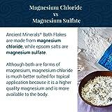 Ancient Minerals Magnesium Bath Flakes of Pure