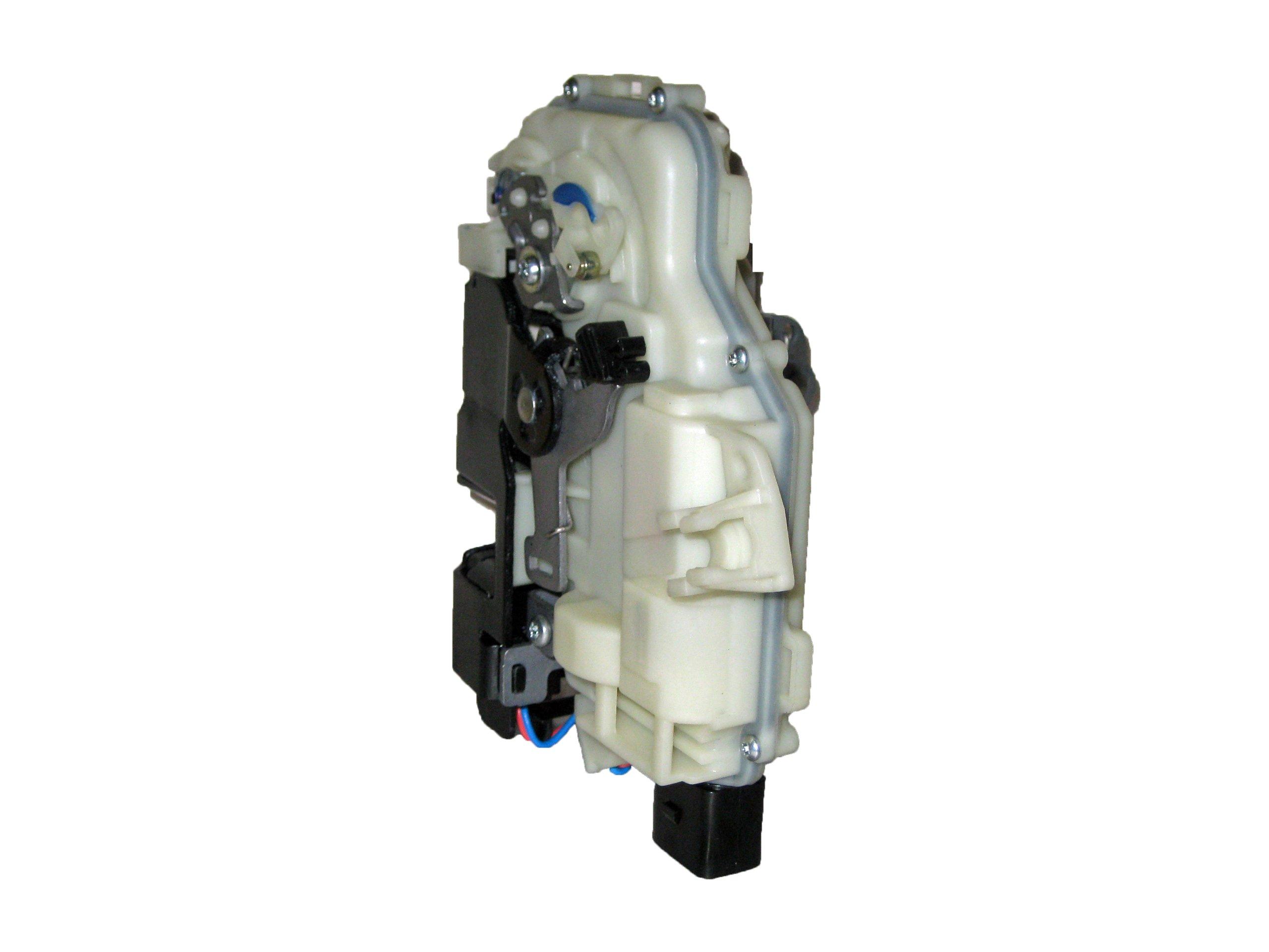 Door Lock Assembly OE Supplier 3B1837015AS Volkswagen Beetle Jetta Golf Passat