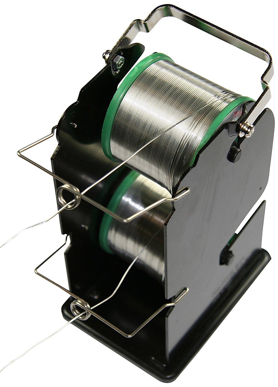 Hakko 611-2 Dual Solder Reel Stand: Solder Insertion Tools: Amazon ...