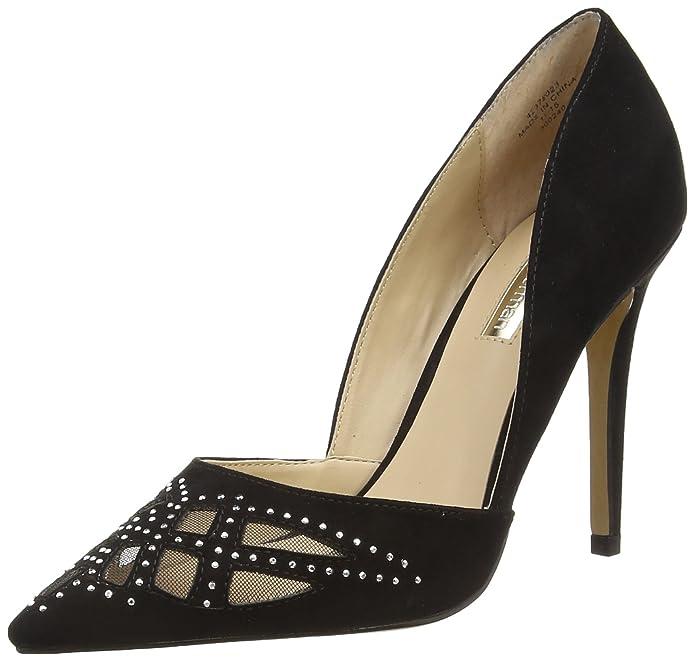 42378, Escarpins Femme - Noir - Noir (Black), 38Jane Norman