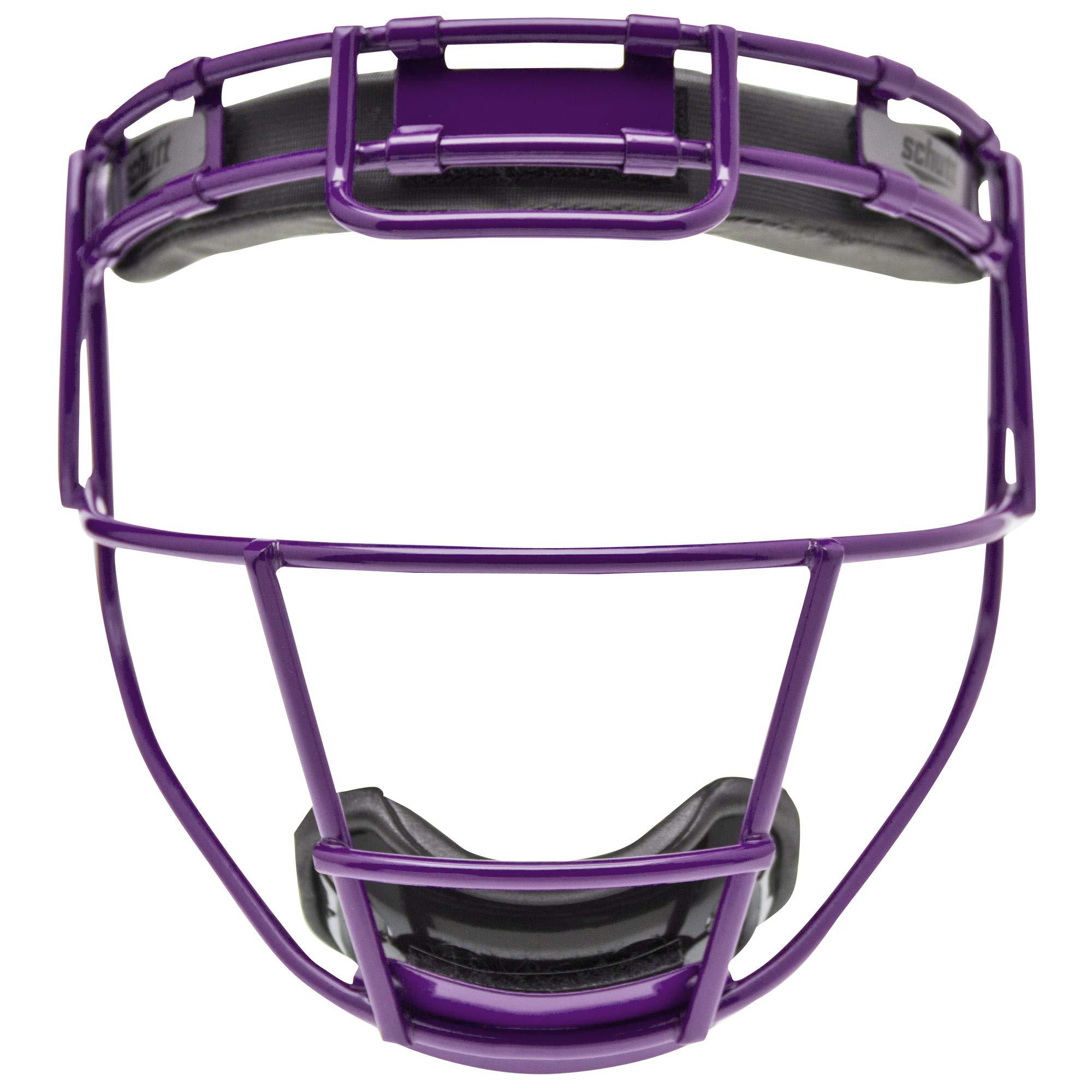 Schutt Sports Softball Fielders Guard, Youth, Purple by Schutt