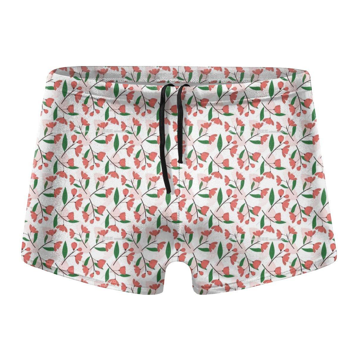 G66TCX Mens Swim Trunks Board Shorts New Sailor Boxer Swimsuit Swim Underwear