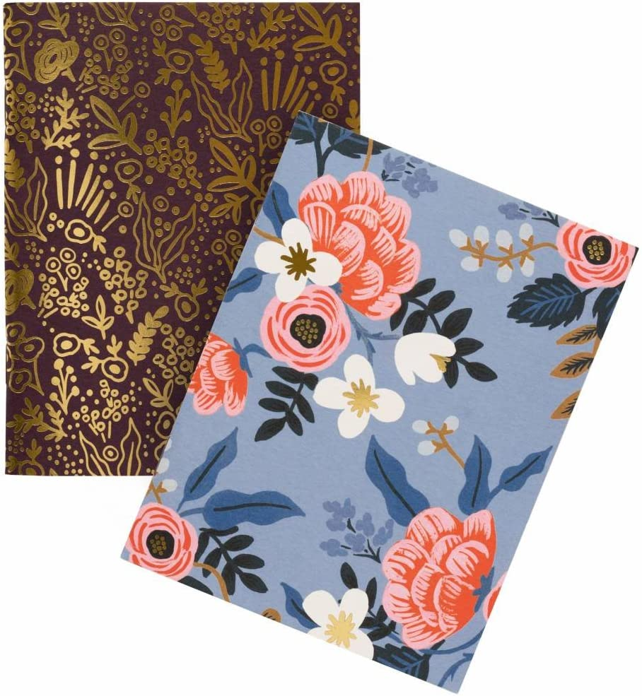 - Mermaid Notebooks by Rifle Paper Co Set of 2