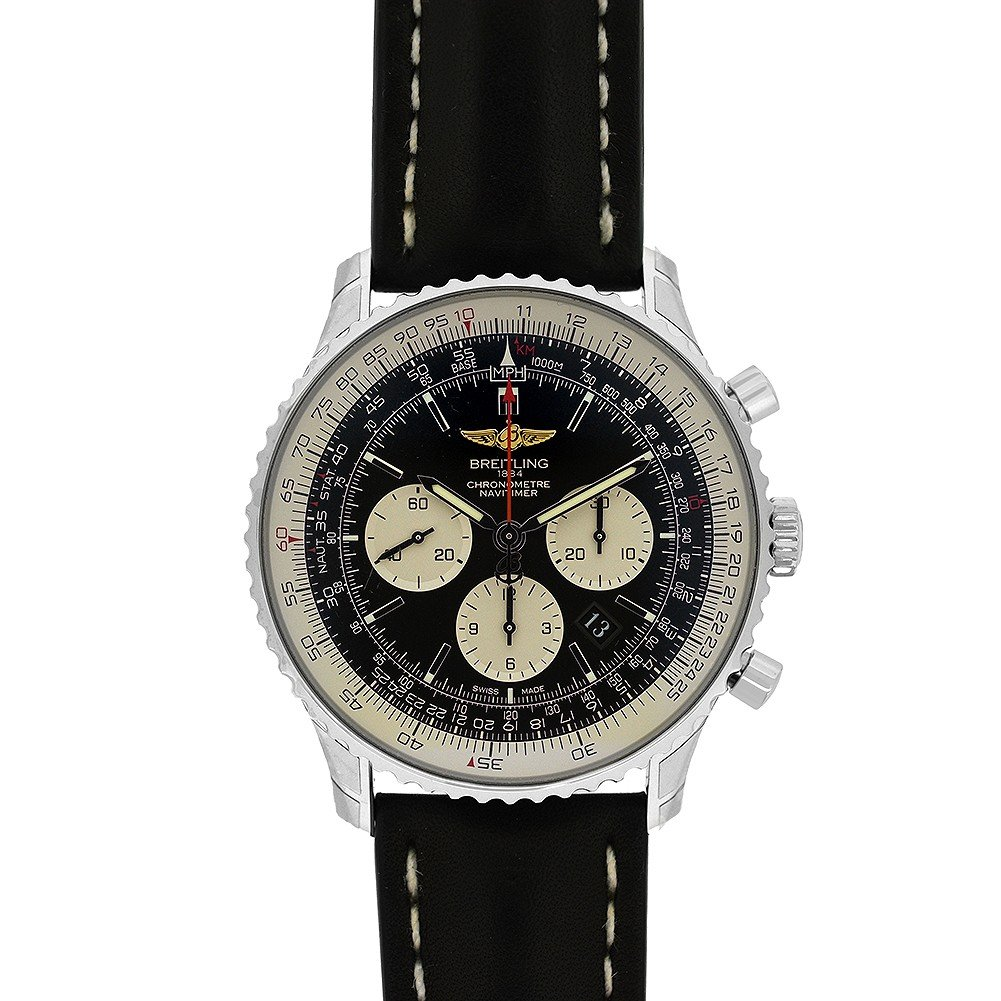 Breitling Navitimer automatic-self-wind mens Watch AB0127 (Certified Pre-owned)