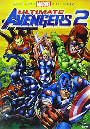 Ultimate Avengers 2 [DVD]: Amazon.es: Marc Worden, Steve ...