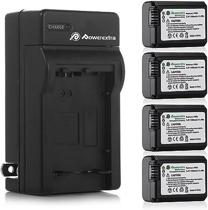 Amazon.com: Batería Powerextra (paquete de 4) y ...