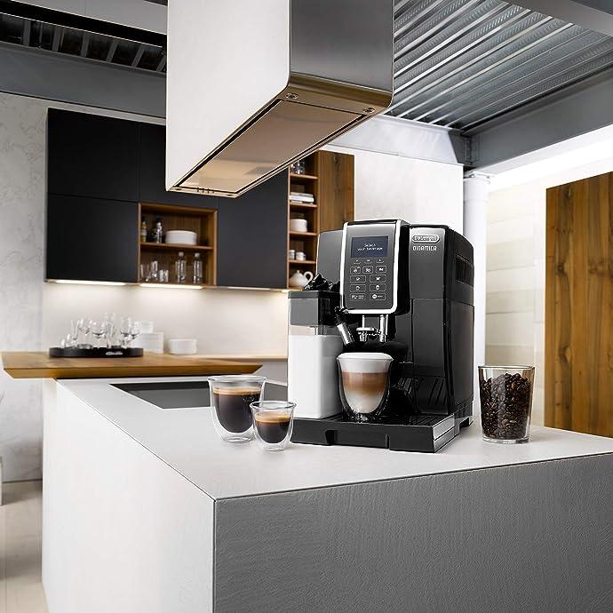 De'longhi 德龙 Dinamica ECAM 350.55.B 全自动咖啡机 ¥3533