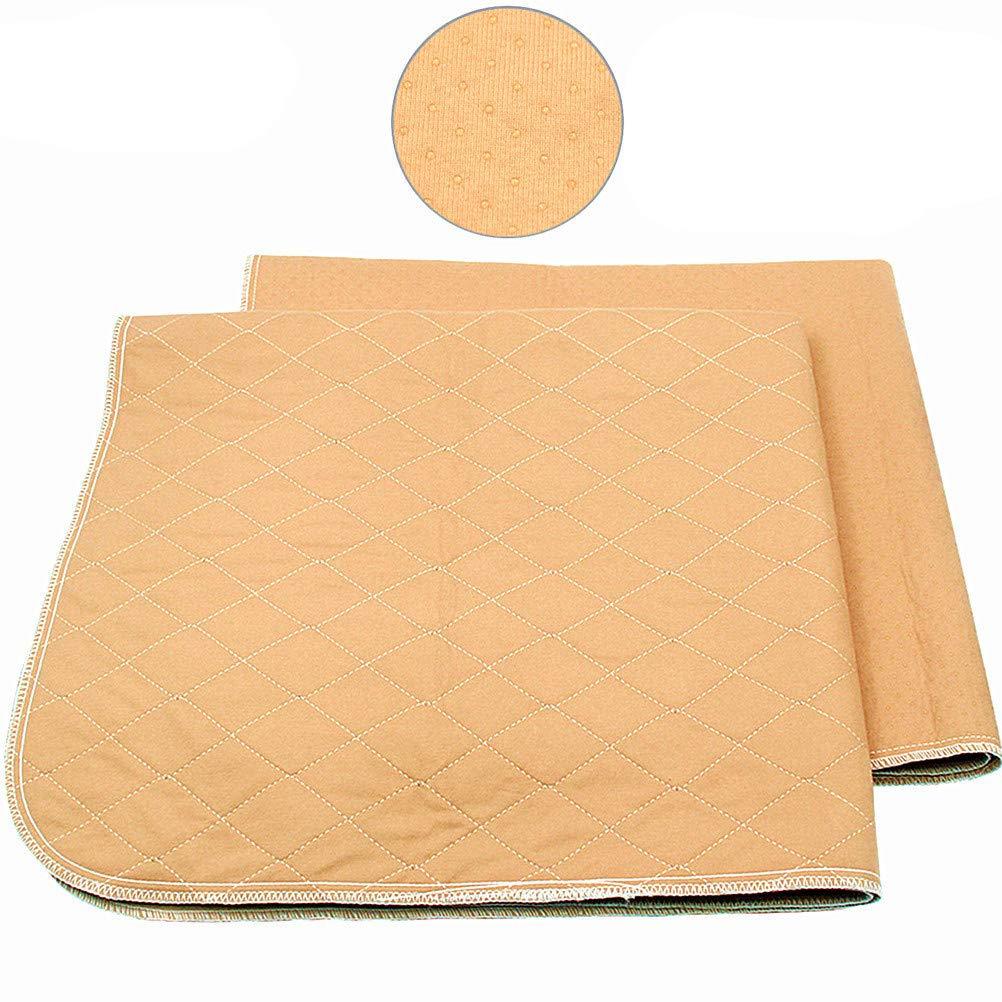 Mihachi Pet Pee Pad - 41''x 36'', Reusable Washable Dog Training Pee Pads, Anti-Slip Waterproof Bed Mat