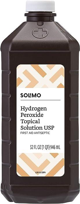 Top 8 30 Percent Hydrogen Peroxide Food Grade