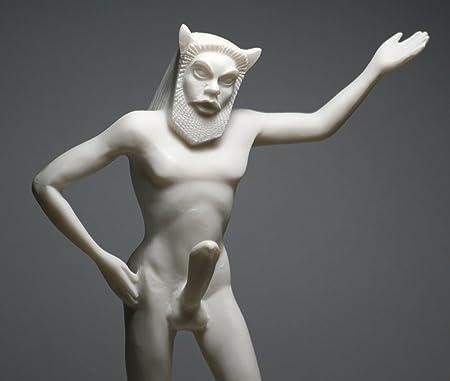 pene come una scultura)