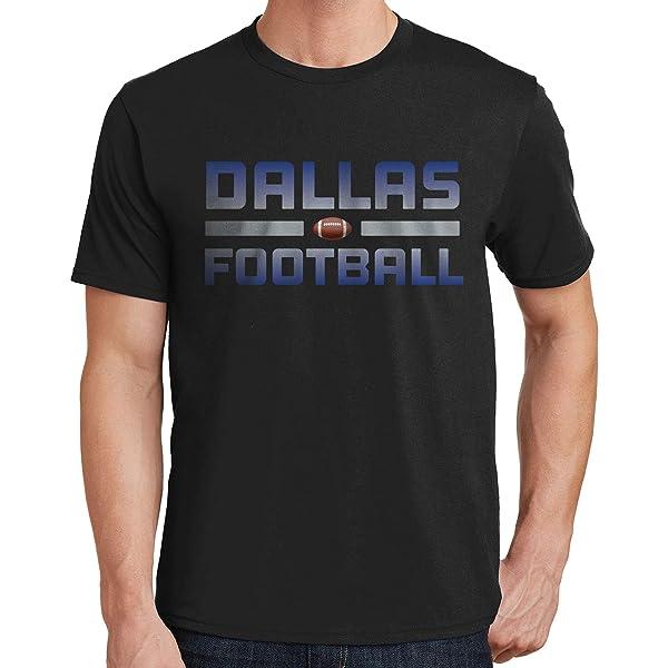 Dallas Football S Tshirt Sports Team 3277