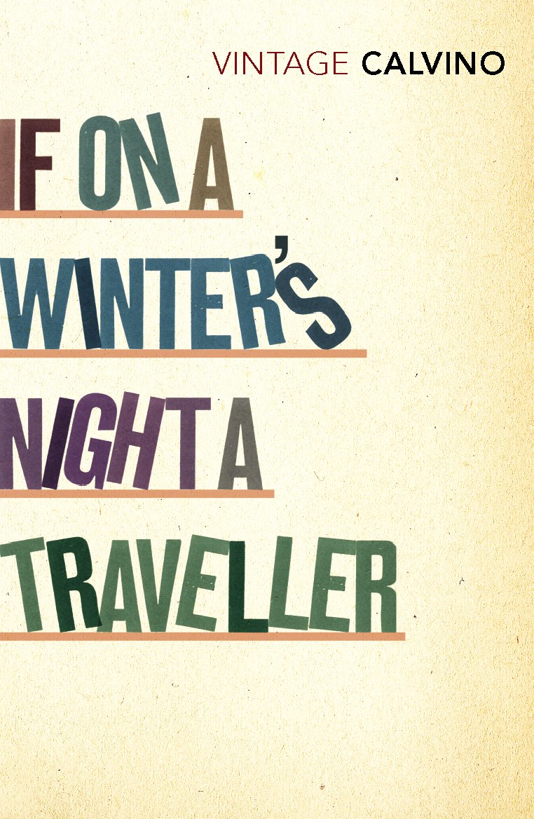 If On A Winter's Night A Traveller (Vintage Classics): Amazon.co ...